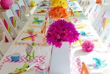 PARTY IDEAS / by Susana Ag