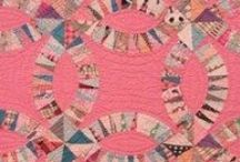 ~ Quilts: Antique & Vintage Quilts & Sewing ~ / Welcome. Vintage Quilts, Antique Quilts and new and Reproduction Quilts are included on this board along with Vintage and Antique Sewing and Notions.  I am grateful to the artists and to all of you whose pins make up this board! Enjoy and Pin Freely! / by Anne Barlow