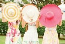Shady lady / Sunnies and hats