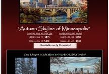 Minnesota Art -- Tami's Fastframe of Eagan / A collection of some of our favorite MN artists.
