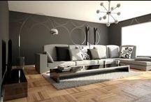 Ambiente moderne / Inspiratie pentru amenajari interioare in stil modern si minimalist.