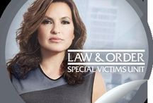 LAW & ORDER SVU / by Amanda Spurgeon