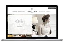 Client Work | Website Design / Skywire provides our client partners with design expertise to create a luxurious digital brand experience. Below is a sample of the desktop homepage website designs we have created for just a few of our clients.