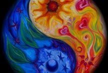 Les deux yin yang