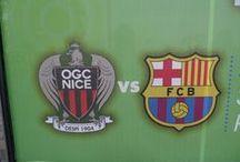 Nice vs. FC Barcelona