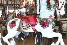 Carousel Horses / by Jennifer Young