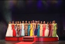 Miss Universe 2013 / Dresses designed and made for Miss Universe NZ Contestants by Golden Gowns Boutique.