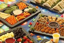 Apetizers & Party food ideas