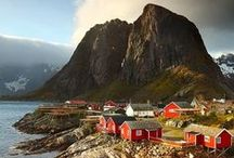 Norway! / Breathtaking views from Norway. Such a beautiful country, I should definitely visit it!