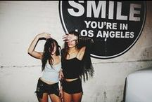YOUNG WILD & FREE.