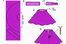 Sewing - tips and projects