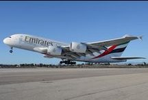 Airbus A380 / by Krisztina Horvath