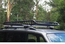 Roof Racks / Vehicle roof racks, cross bars, roof cages