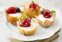 Food | Canapes, Bowls & Finger Food