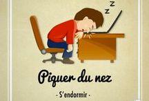 Expressions idiomatiques / Français
