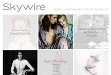 Skywire | The Wire / Check out Skywire's Blog 'The Wire' to stay updated on digital marketing and website developments for our luxury, fashion & lifestyle clients. Find tips to ensure your website is optimised for the best user experience, search and revenue results. We also cover the latest trends in eCommerce design, along with the ever-changing land of SEO, PPC, email, social and more.