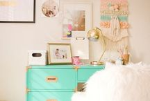Room decor / Ideas for cute rooms
