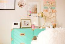 Room decor / Ideas for cute rooms