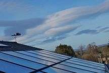 Quietly Greener / TQS has run as a sustainable business for more than a decade. Solar thermal, solar PV, biomass heating throughout, reed bed water treatment, extensive tree planting all help to make us the greenest park in the lakes.