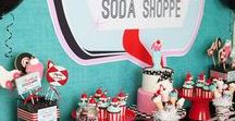 Party ideas_fifties