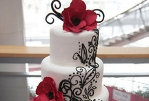 Wedding: Cake ideas / To help me decide on the wedding cake design