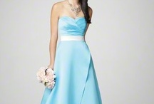 Wedding: Bridesmaid's dresses