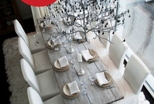 Pin To Win Your Holiday Dining Room board / by Donna Richie