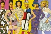 Sixties fashion / by Jenifer Cost