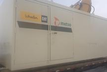 Metso Storage Container Pod