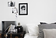BEDROOMS / by ADELE LG