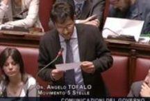 Notizie dal parlamento / Tutti gli aggiornamenti dal blog angelotofalo.it