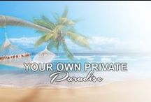 YOUR PRIVATE PARADISE / O'ahu, Hawaii's third largest island is known at the Gathering Place. Its timeless beauty blends with the modern luxuries of today. Swim in the warm waters of world-famous Waikiki one moment, then enjoy the dramatic mountain views of the Nuuanu Pali Lookout another. Watch the surfers on the legendary North Shore by day, then dance the night away in vibrant nightlife spots around Honolulu.