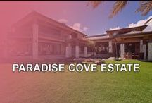 PARADISE COVE ESTATE / If paradise had a home it would be here in the sun, on the beach, nestled in a cove at the foot of Diamond Head. If luxury had a face it would be this stunning 7 bedroom, 13,000 sq. ft. gated, oceanfront Paradise Cove Estate. It's your own private paradise! Contact Ohana Beach Rentals Hawaii for more information. www.OBRHI.com