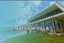BAYVIEW VILLA / Located on a private, tropical acreage in the gorgeous community of Kailua, this breathtaking Bayview Villa is ideal for executives, families and friends looking for a luxurious, tropical retreat in Hawaii. A 5000 square foot, five bedroom, four and a half bath, contemporary-Hawaiian vacation home with all the luxuries of modern living. It's your own private paradise! Contact Ohana Beach Rentals Hawaii for more information. www.OBRHI.com
