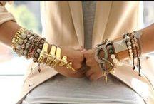 Cuff Bracelet / by Channele Butler