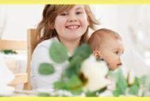 Winietki stołowe - dziecko / Dzięki pasującym winietkom każdy z gości bez problemu znajdzie swoje miejsce.