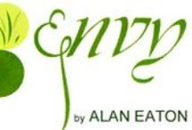 ENVY WIGS  / Renown wig designer Alan Eaton introduces his new line of wigs & hair add-ons, ENVY.