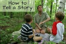 Storytelling / Bringing lessons alive through stories, a big part of Waldorf homeschooling. Stories form the foundation of the curriculum. Find ideas for storytelling and activities here.