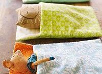 Sewing with Children / Projects galore! Ideas for sewing with children and for children.