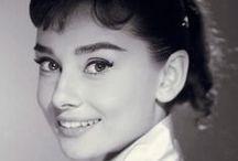 Audrey Hepburn / by Justyna Michalska