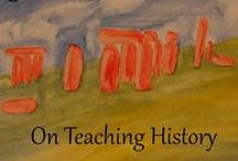 Homeschooling History / Resources for homeschooling history in the elementary grades, middle school and high school.