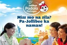 Jollibee Padala / Send your loved ones their Jollibee favorites from wherever you are in the world!