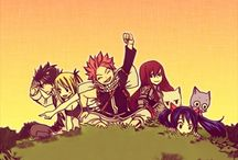 Fairy tail (^○^) /  Fairy Tail (⌒▽⌒) The anime that make me love anime :3 / by Yammy