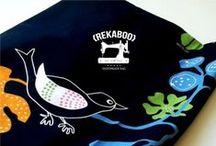 Rekaboo bags / handmade bags & accessories