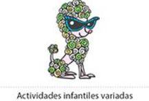 Cuadernos de actividades / Cuadernillos infantiles para descargar en PDF. Cuadernillos gratis para imprimir. Fichas para preescolar.  #cuadernillos #imprimir #infantil #preescolar