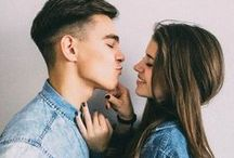 love me / A kiss is a lovely trick designed by nature to stop speech when words become superfluous
