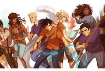 Percy Jackson / This board contains all the awesomeness of The Percy Jackson and the Olympians Series and The Heroes of Olympus Series (also spoilers for both series).