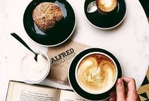 cafe / Coffee is a language in itself