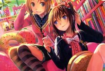 Otaku Friendship ☆〜(ゝ。∂) / Otaku Friendship ^^
