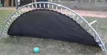 Recycle Reuse Trampoline / Re-purpose, Re-cycle, Re-use trampoline - practical , creative and fun ways